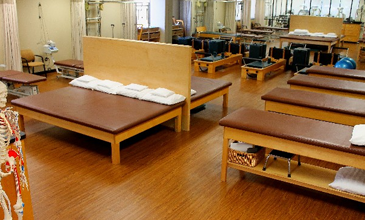 Large Therapeutic Room