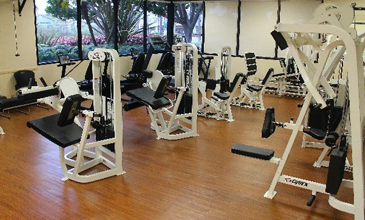 Private Cybex Gym